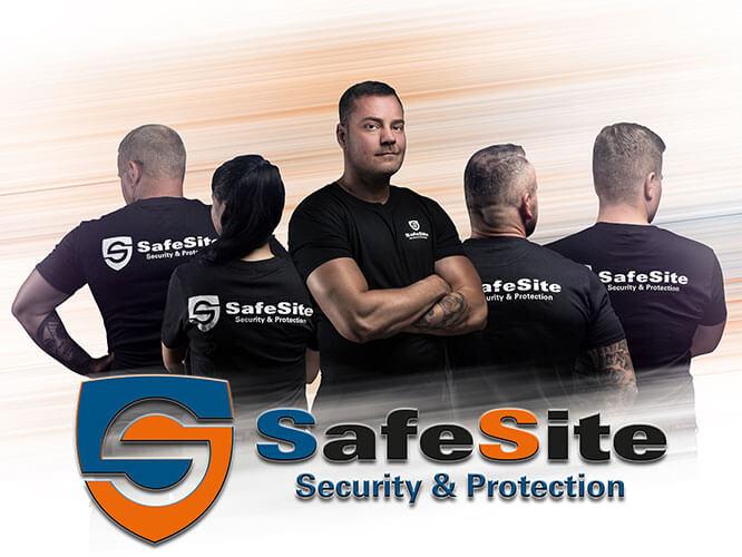 Teambild - SafeSite Security & Service | Security Guben | Security Firma Guben | Sicherheitsfirma Guben